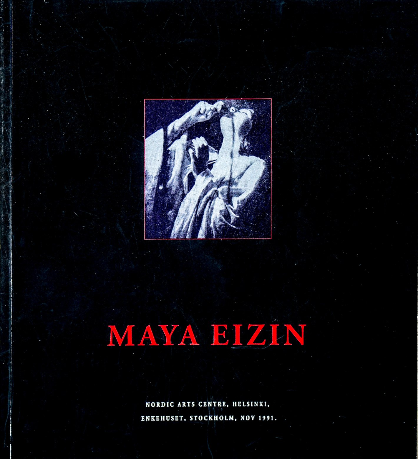 Maya Eizin Oijer NORDIC ART CENTER BOOK